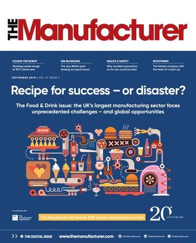 The Manufacturer September 2018