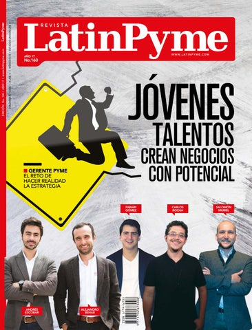 Edición Latinpyme No. 169