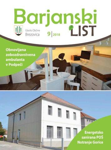Barjanski list september 2018