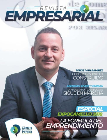 Revista Empresarial Segundo Cuatrimestre 2018