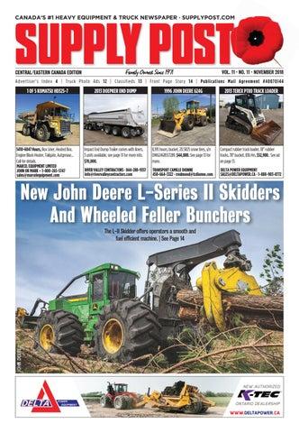 Supply Post Eastern Cover - November 2018