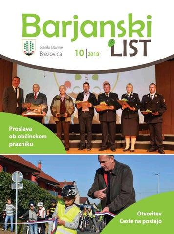 Barjanski list oktober 2018