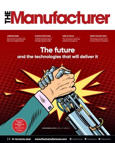 The Manufacturer November 2018