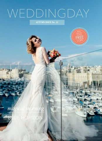 WeddingDay magazine - Magical Morning