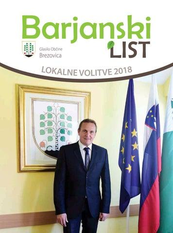 Volilni Barjanski list 2018