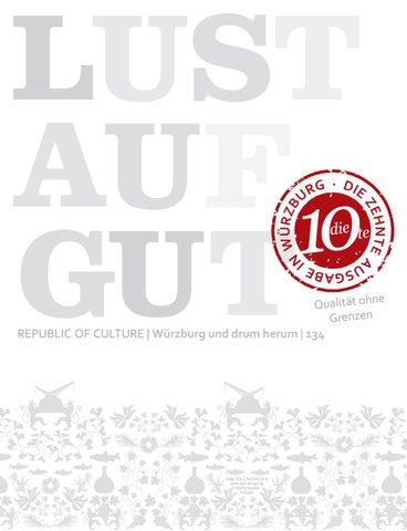 LUST AUF GUT Magazin | Würzburg Nr. 134