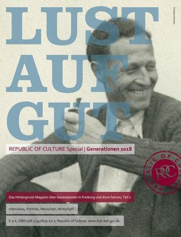 LUST AUF GUT Magazin | Special Generationen 2018