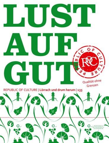 LUST AUF GUT Magazin | Lörrach Nr. 133