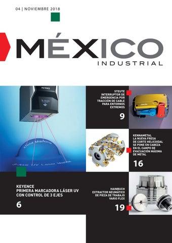 México Industrial | 04 - Noviembre 2018