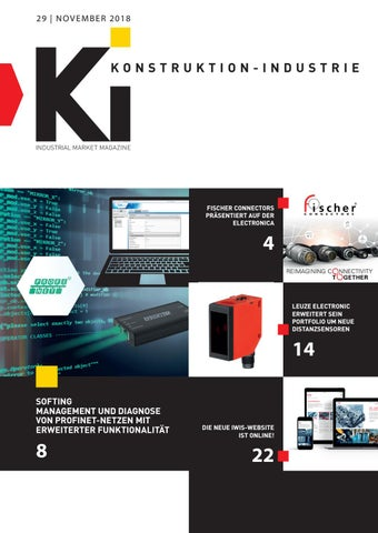 Konstruktion-Industrie | 29 - November 2018