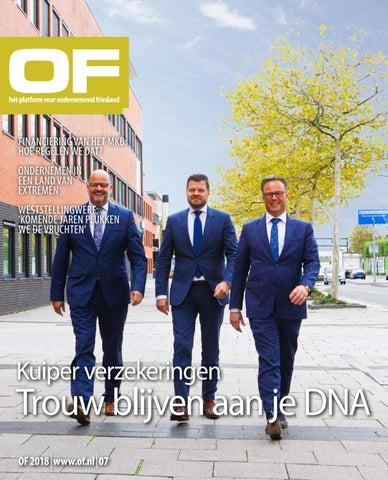 Ondernemend Friesland editie 7 november 2018