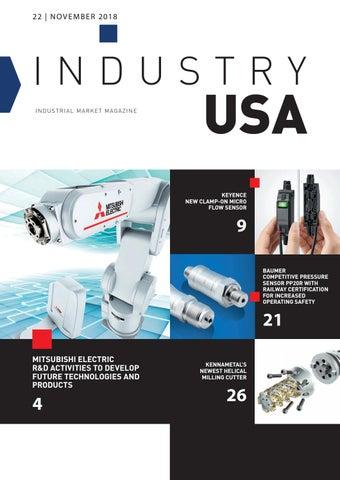 Industry USA | 22 - November 2018