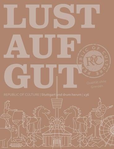 LUST AUF GUT Magazin | Stuttgart Nr. 136