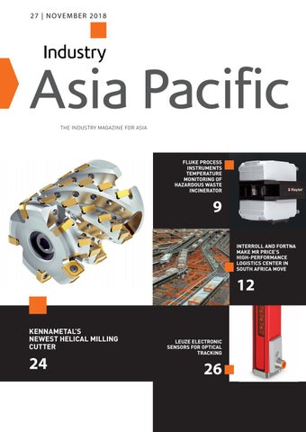Industry Asia Pacific | 27 - November 2018