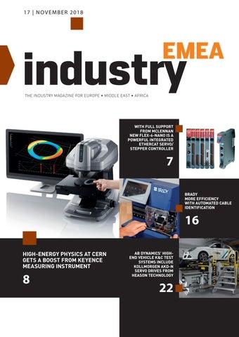 Industry EMEA | 17 - November 2018