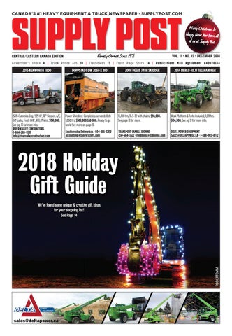 Supply Post Eastern Cover - December 2018