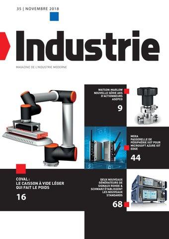 Industrie | 35 - Novembre 2018