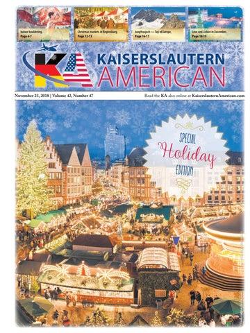 Kaiserslautern American, November 23, 2018