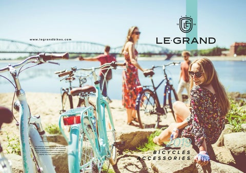 Bicicletas Legrand 2019