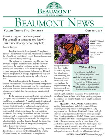 Beaumont News October 2018