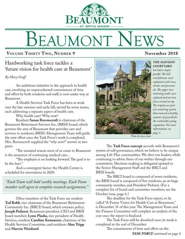 Beaumont News November 2018