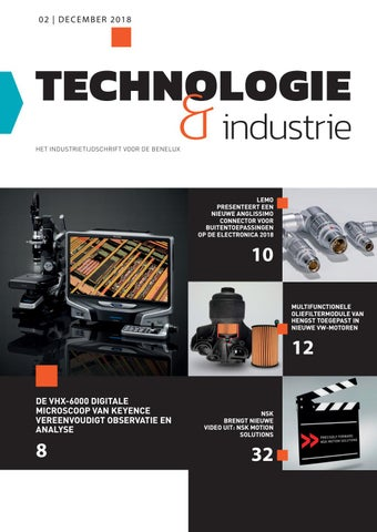 Technologie & Industrie | 02 - December 2018
