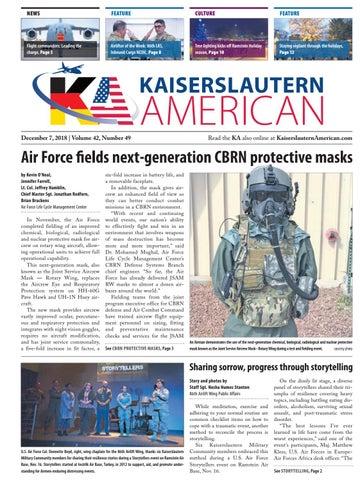 Kaiserslautern American, December 7, 2018