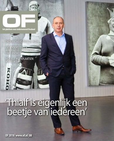 Ondernemend Friesland editie 8 december 2018