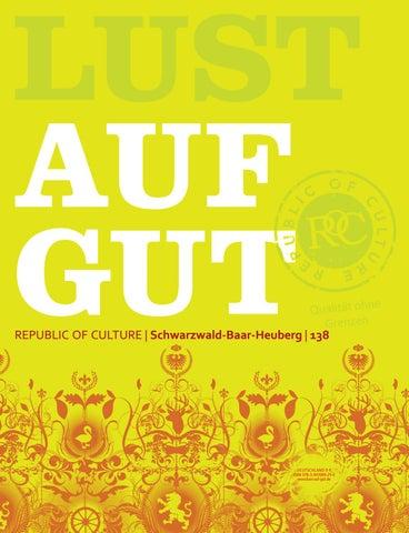 LUST AUF GUT Magazin | Schwarzwald-Baar-Heuberg Nr. 138