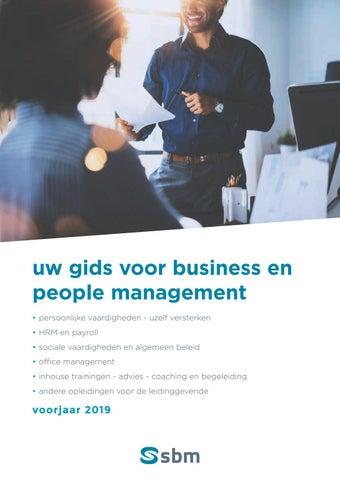 SBM Business en people management Voorjaar 2019