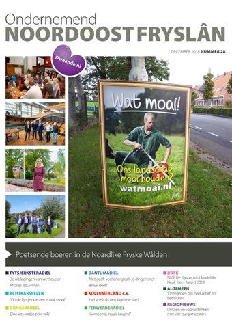 Ondernemend Noordoost Fryslân december 2018
