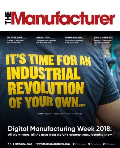 The Manufacturer Dec-Jan 2018/19