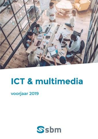 SBM ICT en multimedia Voorjaar 2019