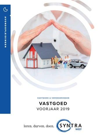 Syntra West Vastgoed Voorjaar 2019
