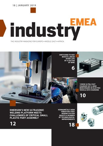 Industry EMEA | 18 - January 2019