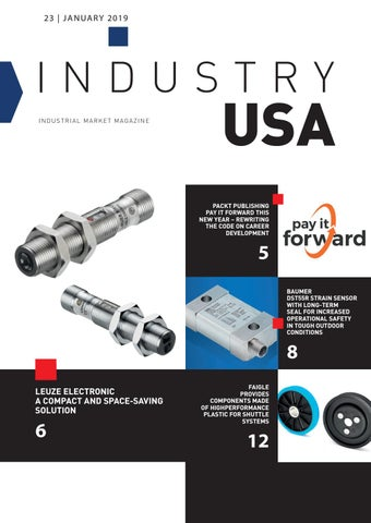 Industry USA | 23 - January 2019
