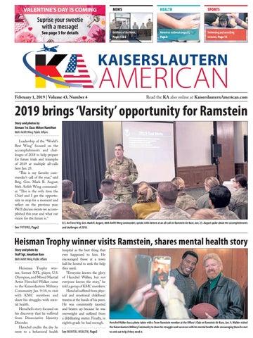 Kaiserslautern American, February 1, 2019