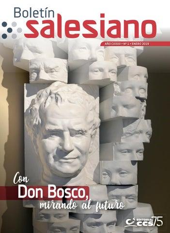 Boletín Salesiano, enero 2019