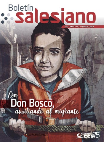 Boletín Salesiano, febrero de 2019