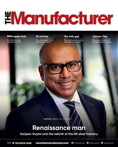 The Manufacturer February 2019