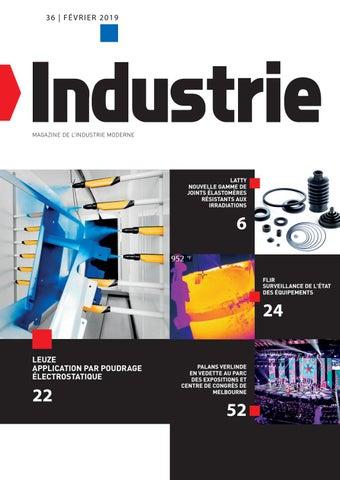 Industrie | 36 - Février 2019