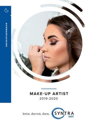 Syntra West Make-up voorjaar 2019