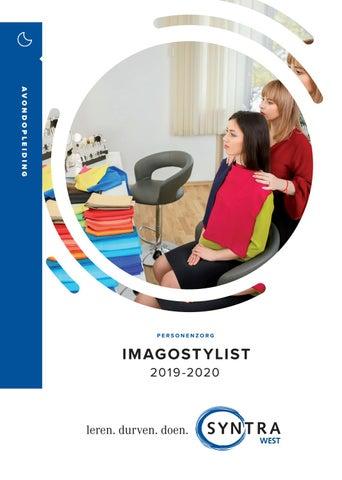 Syntra West imagostylist voorjaar 2019