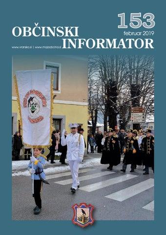 OBČINSKI INFORMATOR 153