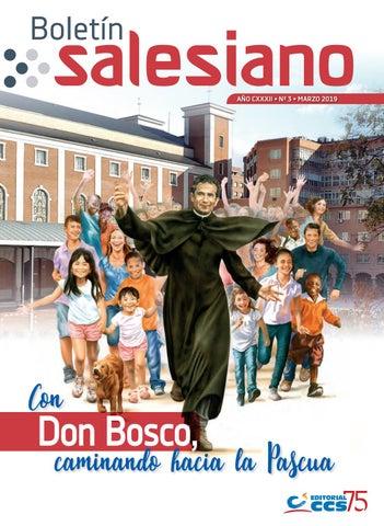 Boletín Salesiano, marzo de 2019