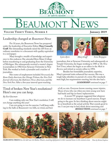 Beaumont News January 2019