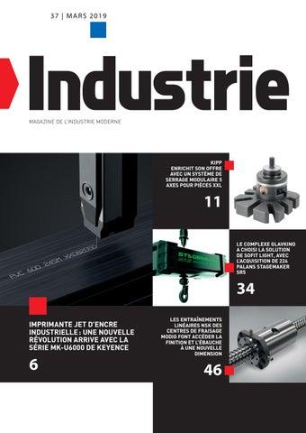 Industrie | 37 - Mars 2019
