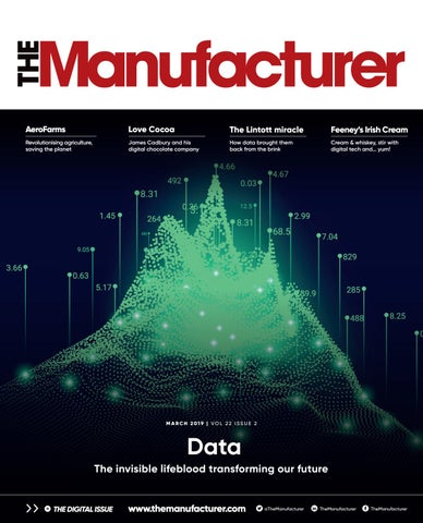 The Manufacturer March 2019