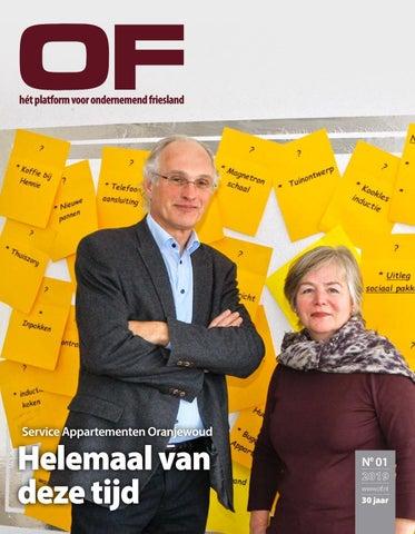 Ondernemend Friesland editie 1 maart 2019