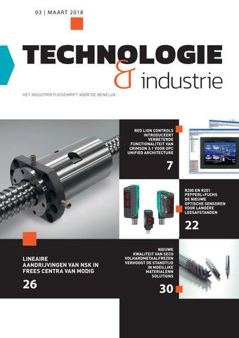 Technologie & Industrie | 03 - Maart 2019
